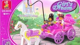 Лего игры | Розовая Мечта | LEGO GIRLS DREAM