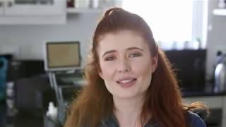 Andi's Makeup Corner, Episode 1 - Rosy Makeup Look