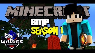 MINECRAFT   DOMWOLVES SMP SS1   GUESS WHO BURNED THE JUNGLE !!! [3]