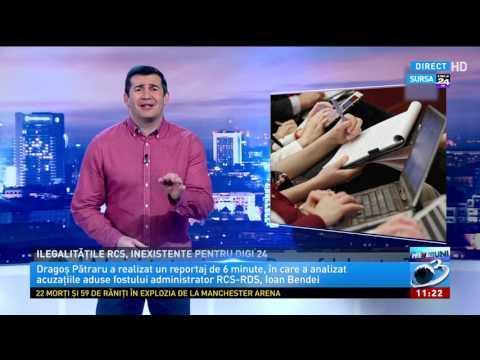 Jurnaliştii lui Teszari, criticaţi de un coleg de trust