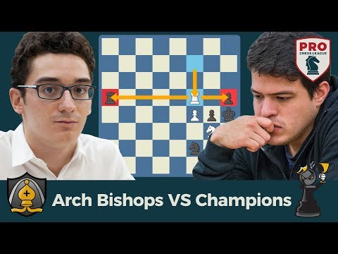 2018 PRO Chess League: Week 3 - Atlantic Division