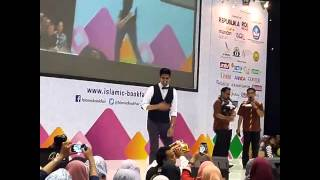Islamic Book Fair Jakarta - Live Perform Humood Alkhudher (04/03/16)