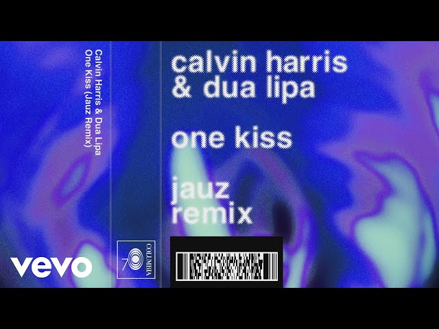 Calvin Harris, Dua Lipa - One Kiss (Jauz Remix) (Audio)