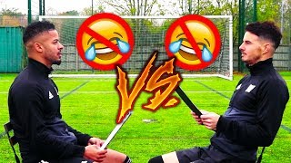HILARIOUS TRY NOT TO LAUGH CHALLENGE! FT HAKS | BILLY WINGROVE VS JEREMY LYNCH
