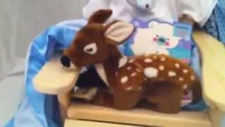 Baby Gift Basket Muskoka Chair Toronto