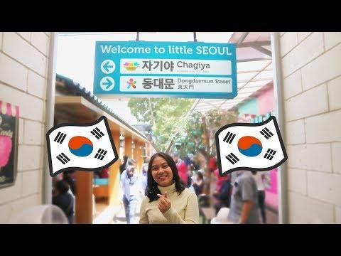 LIBURAN KE LITTLE SEOUL (KOREA) DI BANDUNG