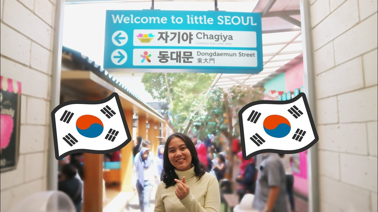 Liburan Ke Little Seoul Korea Di Bandung