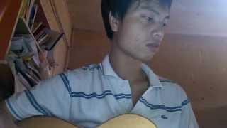 Chờ ngày mưa tan ( guitar cover)