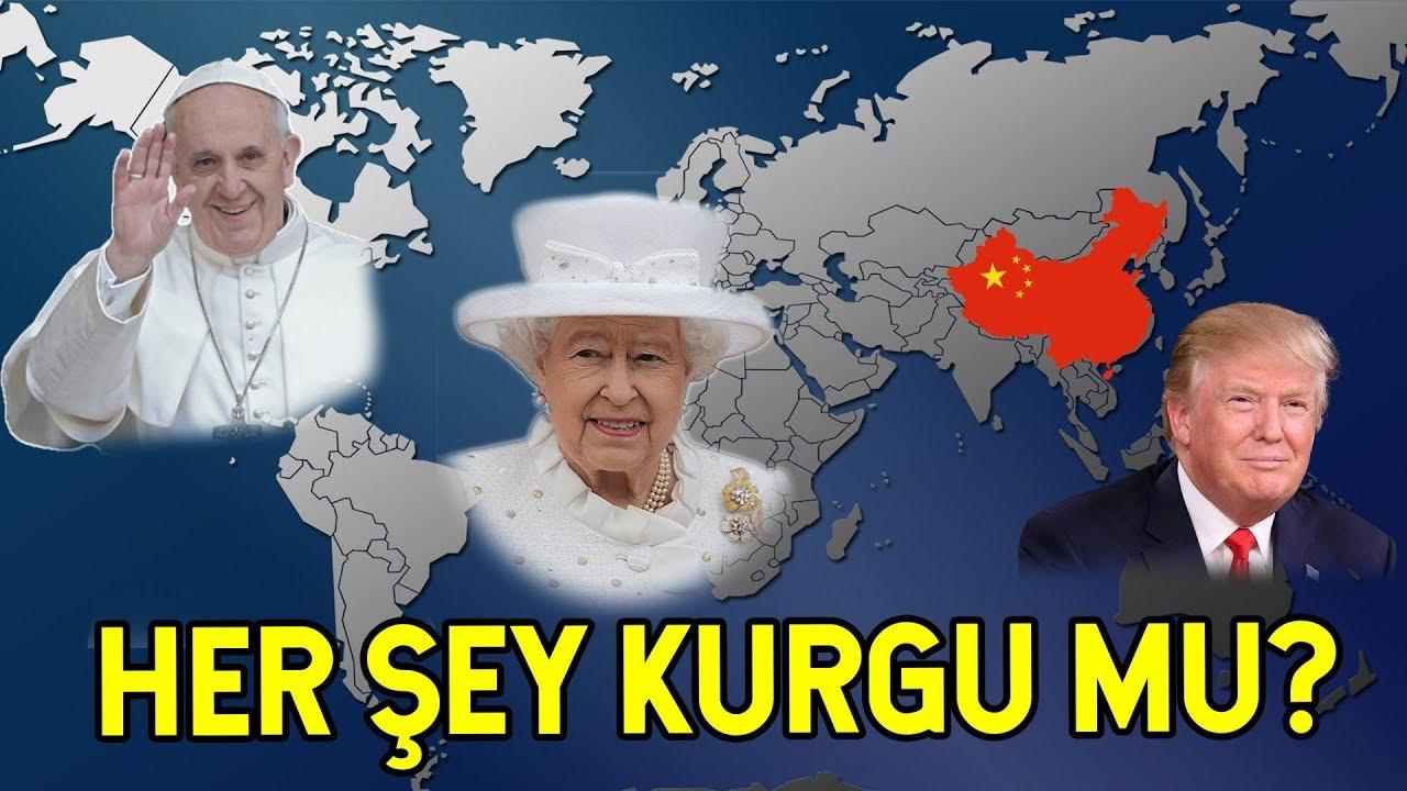 Çin Yalan Mı Söylüyor? DERİN ADAMLARIN KURGUSU