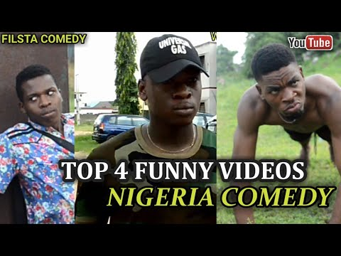 Download TOP 4 COMEDY BY FILSTA COMEDY | Try not to laugh | COMEDY COMPILATION VIDEO.