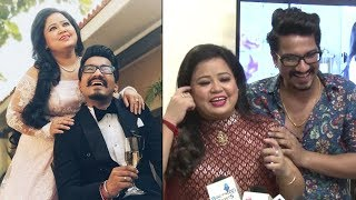 Bharti Singh launches her Wedding Song with hubby Harsh !