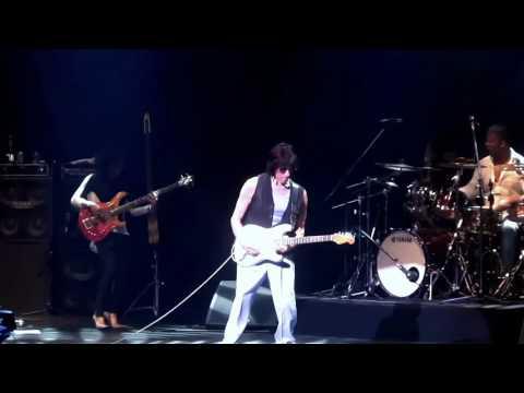 "Jeff Beck ""- The Pump -"" Tokyo 2014 [Full HD]"