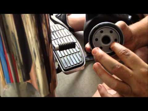 Oil Change and DIY Maintenance on My Harley Davidson Fatboy 2004