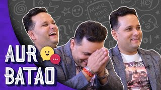 Amish Tripathi on beef, nationalism and religion || RAAVAN INTERVIEW || AUR BATAO