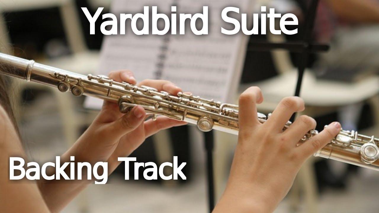 Yardbird Suite (C) || Play Along || Samba Backing Track