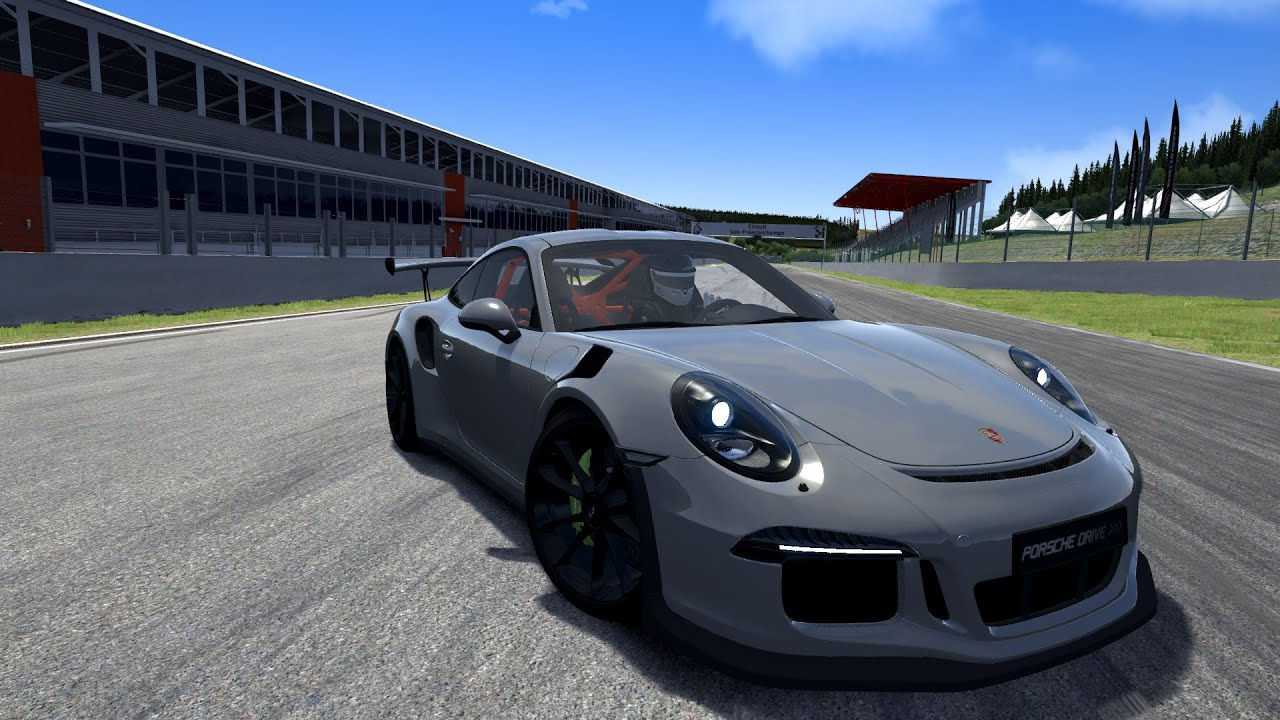 assetto corsa 2016 porsche 991 911 gt3 rs download youtube. Black Bedroom Furniture Sets. Home Design Ideas