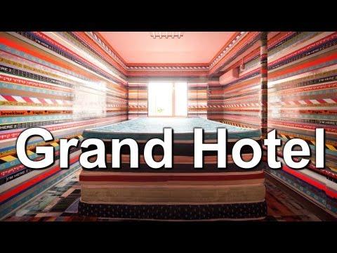 TulipTV - Lloyd Hotel & Cultural Embassy Amsterdam