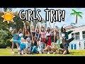 Girls Trip to Malibu! Sydney Serena Vlogs