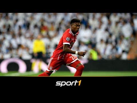 FC Bayern: David Alabas Vater heizt Wechselgerüchte an | SPORT1 - TRANSFERMARKT
