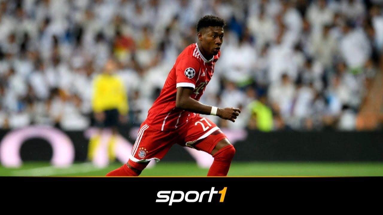 Fc Bayern David Alabas Vater Heizt Wechselgerüchte An Sport1