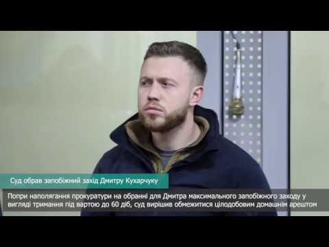 Телеканал АНТЕНА: Суд обрав запобіжний захід Дмитру Кухарчуку