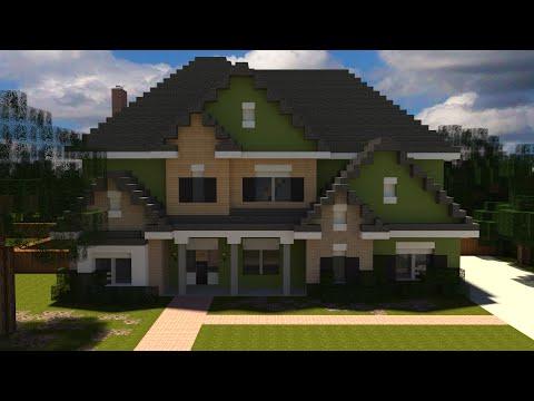 Видео майнкрафт как сделать 5 этажный дом - Видео