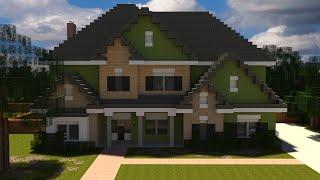 Как построить Красивый Семейный Дом в Minecraft!(В этом видео я постараюсь объяснить как же построить классный, красивый дом в Minecraft, то есть теперь вы сможет..., 2015-09-13T18:46:31.000Z)