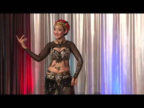 Sonia Shil - Belly Dancer Mediterranean Delight Festival - Prague 2017