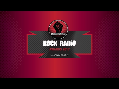 2017 Rock Radio Awards - Live from Las Vegas!