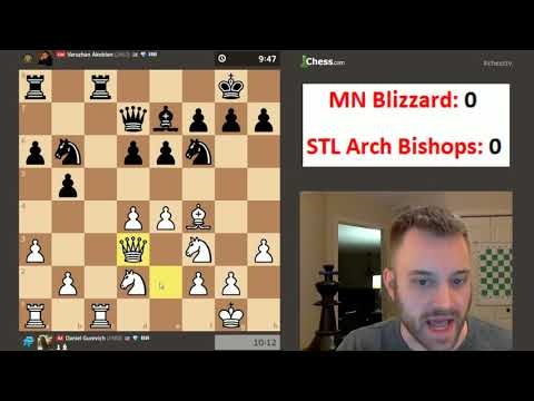 PRO Chess League Playoffs: MN Blizzard vs. STL Arch Bishops [Mar. 21, 2018]