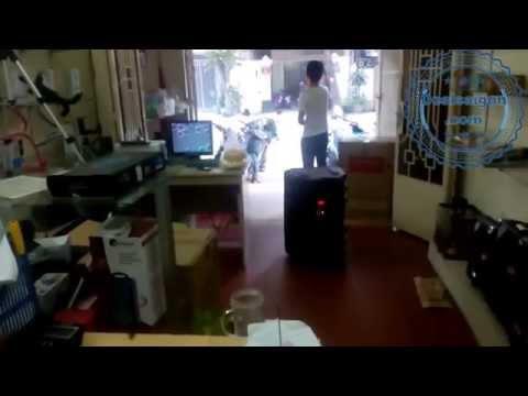 Hát Karaoke với Loa Temeisheng A2398 | Yêu Em Nhưng Không Với Tới