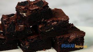 Download lagu #BakarInspirasi - Oreo Brownies