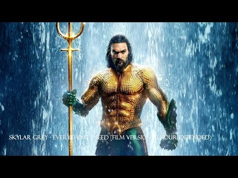 Skylar Grey -  Everything I Need [Aquaman Film Version] (1 Hour Extended)
