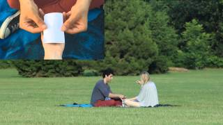 MAGIC TRICK PROPOSAL  Girl unknowingly films her own magical proposal