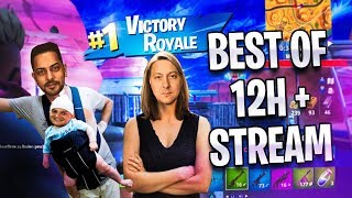 12H Stream BEST OF ft. Trymacs & WorldbestmCL | Amar