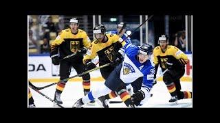 Eishockey-WM 2018: Deutschland besiegt Finnland nach Verlängerung