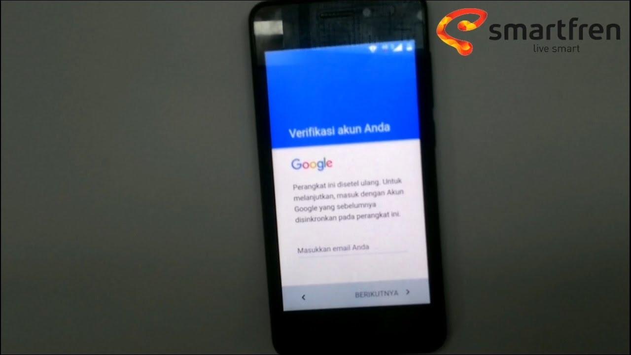 Buka Akun Gmail Andromax A A16c3h Tanpa Root Dan Instal Ulang Tested Youtube
