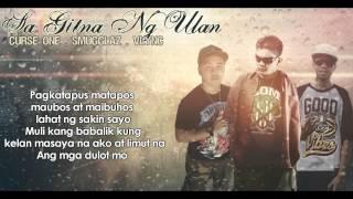 Repeat youtube video Sa Gitna Ng Ulan   Curse One, Smugglaz, Vlync (Clear Version)