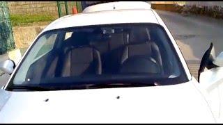 LG HFB-500 Bluetooth Solar Car Kit en BMW 116d NoDiS