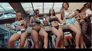 Shuffle Muzik - Sgubu [ft Dinho, DBN Gogo, Malindi & Kbrizy](Official Music Video)