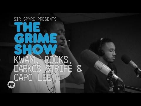 Grime Show: Kwam, Rocks, Darkos Strife & Capo Lee