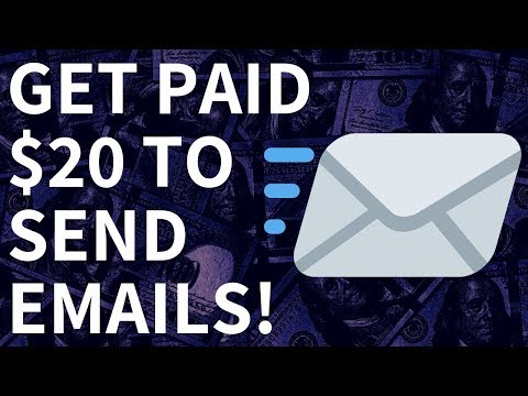 Make Money Online Sending Emails 📨🤑(Earn Money Online Fast!)