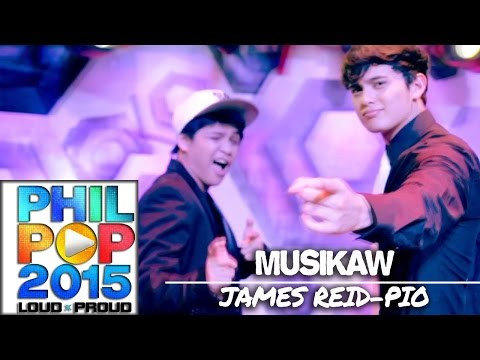 James Reid featuring Pio — Musikaw [Official Music Video] | PHILPOP 2015