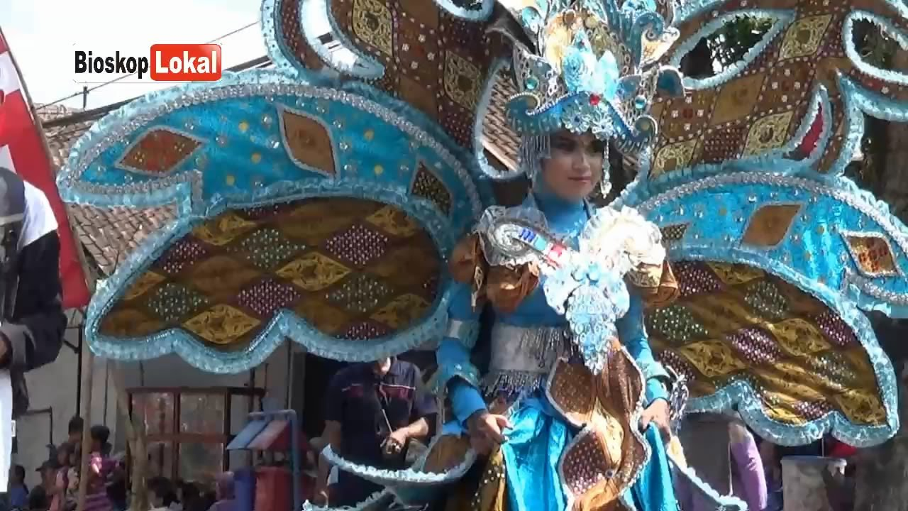 5 Karnaval Unik Ala SMP MTS Fashion Show Jalanan