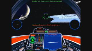 X-Wing vs Tie Fighter Balance of Power Multiplayer Rebel Campaign Mission 5