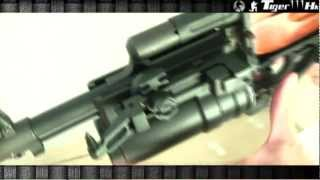 This video will show you how to Mount the DBOYS Grenade Launcher on...