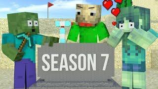 Monster School : SEASON 7 - Minecraft Animation