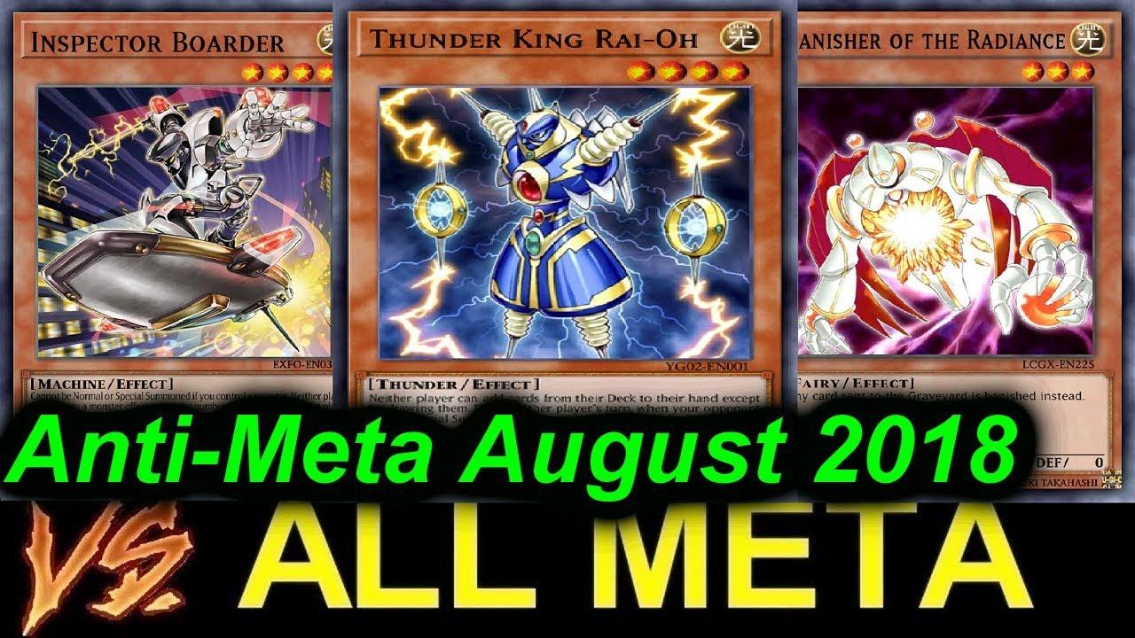 3e3a40fa9 anti-meta august 2018 - YGOPRODECK