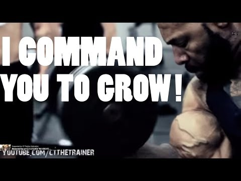 "Fletcher's famous ""I Command You to Grow"" video featuring him commanding his biceps to grow."