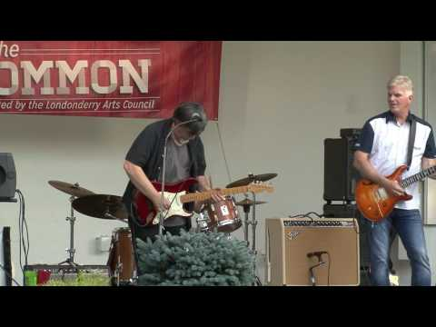 Concerts on the Common 2016 - The Bruce Marshall Group